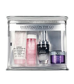 Lancome® Travel Essentials On The Go Set (A $129 Value)