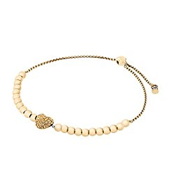 Michael Kors® Puffy Heart Slider Bracelet
