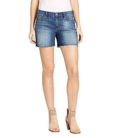 Jessica Simpson Best Friend Midi Shorts