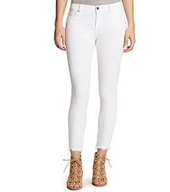 William Rast® Skinny Ankle Jeans