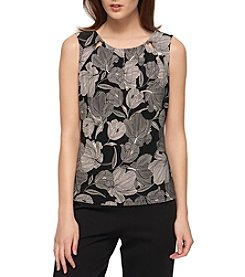 Tommy Hilfiger® Floral Pleat Neck Cami
