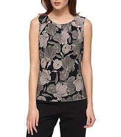 Tommy Hilfiger® Floral Pleat Neck Cami
