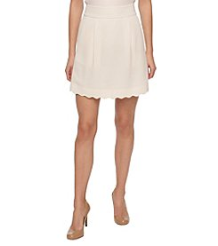 Tommy Hilfiger® Scalloped Skirt
