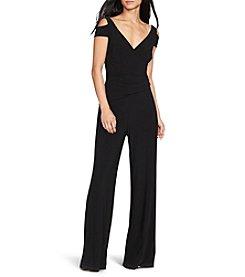Lauren Ralph Lauren® V-Neck Jumpsuit