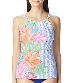Beach House® Blair High Neck Tankini
