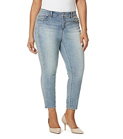 Vintage America Blues™ Plus Size Victoria Boho Capri Pants