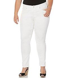 Rafaella® Plus Size Denim Skinny Jeans