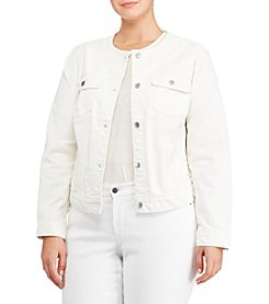 Lauren Ralph Lauren® Plus Size Denim Jacket