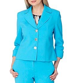 Tahari ASL® Button Up Jacket
