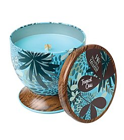 WoodWick® Tropical Oasis Gallerie Tin
