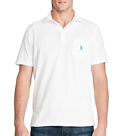 Polo Ralph Lauren® Men's Jersey Pocket Polo Shirt