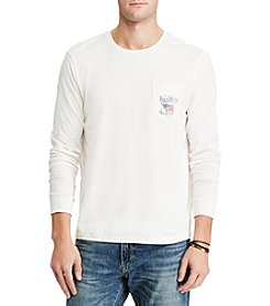 Polo Ralph Lauren® Men's Long Sleeve Patriotic Tee