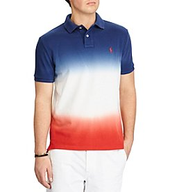 Polo Ralph Lauren® Men's Big & Tall Block Polo Shirt