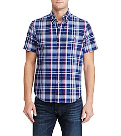 Polo Ralph Lauren® Men's Shorts Sleeve Plaid Button Down