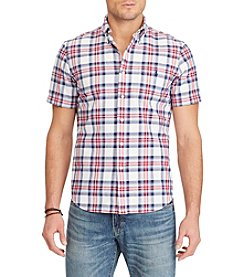 Polo Ralph Lauren® Men's Short Sleeve Classic Fit Button Down