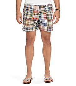 Polo Ralph Lauren® Men's Plaid Classic Fit Shorts
