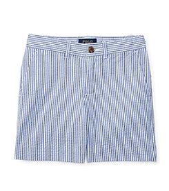 Polo Ralph Lauren® Boys' 4-7 Seersucker Shorts