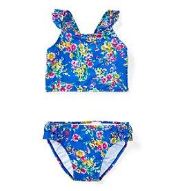 Ralph Lauren® Baby Girls' Floral 2-Piece Bikini