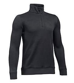 Under Armour® Boys' 6-20 Storm Sweaterfleece Quarter-Zip