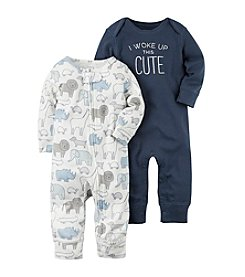 Carter's® Baby Boys' 2-Pack Coveralls