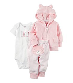 Carter's® Baby Girls' 3-Piece Happy Lady Set