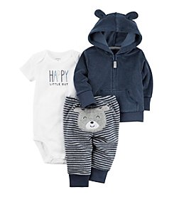 Carter's® Baby Boys' 3-Piece Happy Guy Set