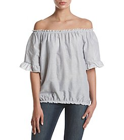 Hippie Laundry Off Shoulder Top