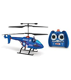 World Tech Toys Marvel® 3.5CH IR Helicopter with Captain America® Figure