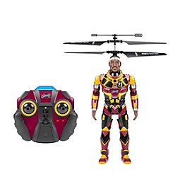 World Tech Toys NBA® Robojam LeBron James 3.5CH Infrared Gyro Helicopter
