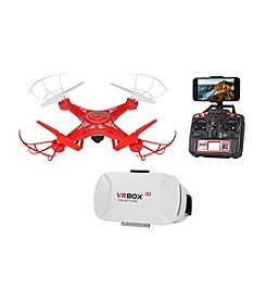 World Tech Toys Striker FPV Live View 4.5CH 2.4GHz RC Drone
