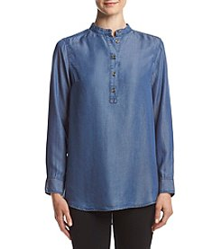 MICHAEL Michael Kors® Denim Tunic Top