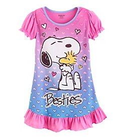 Komar Kids® Girls' Snoopy Nightgown