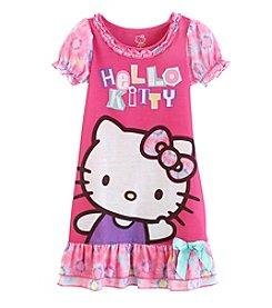 Komar Kids® Baby Girls' 12-24 Month Baby Girls Hello Kitty Nightgown