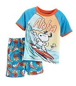 Komar Kids® Boys' Aloha Pajama Set