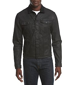 Calvin Klein Jeans® Men's Denim Coated Jacket