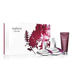 Calvin Klein euphoria Gift Set (A $169 Value)