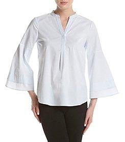 Ivanka Trump® Bell Sleeve Top