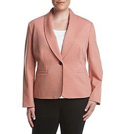 Kasper® Plus Size Classic Jacket