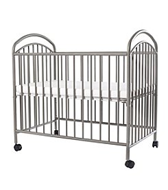 L.A. Baby Classic Arched Portable Crib