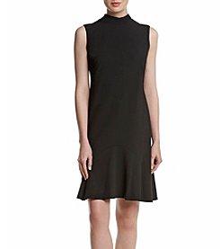 Connected® Flounce Hem Dress