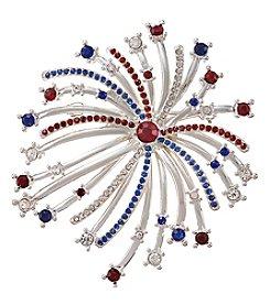Napier® Boxed Fireworks Pin
