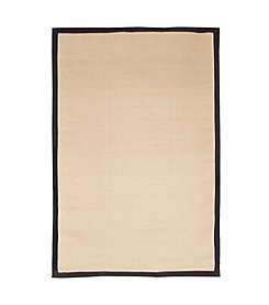 Lavish Home Jute Rug - 3.5' x 5'
