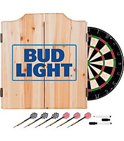 Bud Light® Dart Cabinet Set