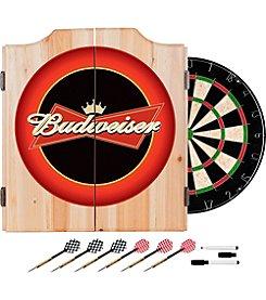 Budweiser® Dart Cabinet Set