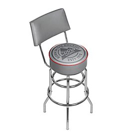 Coors Light® Swivel Bar Stool with Back