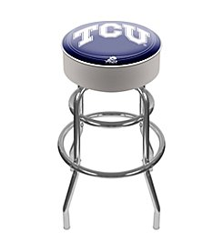 Trademark Gameroom NCAA® Texas Christian University Padded Bar Stool