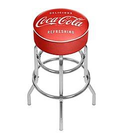 Coca-Cola® Vintage Pub Stool