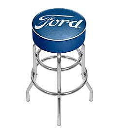 Ford® Padded Swivel Bar Stool - Ford Genuine Parts