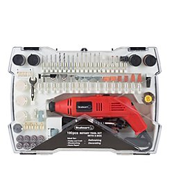 Stalwart 190 Piece Corded Rotary Tool Kit