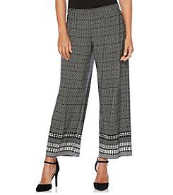 Rafaella® Petites' Knit Wide Leg Pants